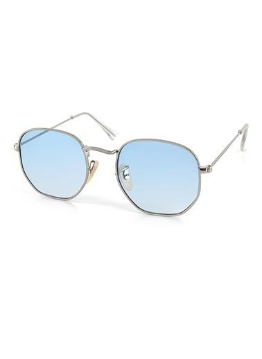 Duke Nickle Güneş Gözlüğü Gümüş